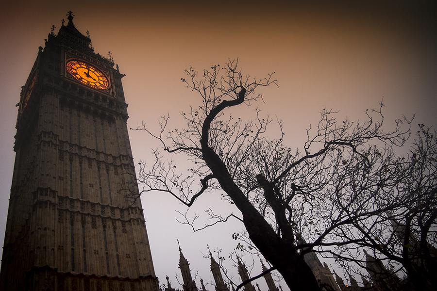Learn About London's Dark & Hidden Mysteries